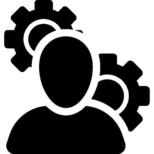 Administrator Icon.