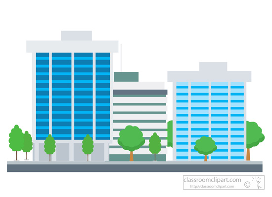 Free Building Clipart Pictures.