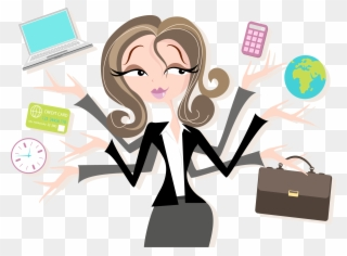 Free PNG Administrative Assistant Clip Art Download.