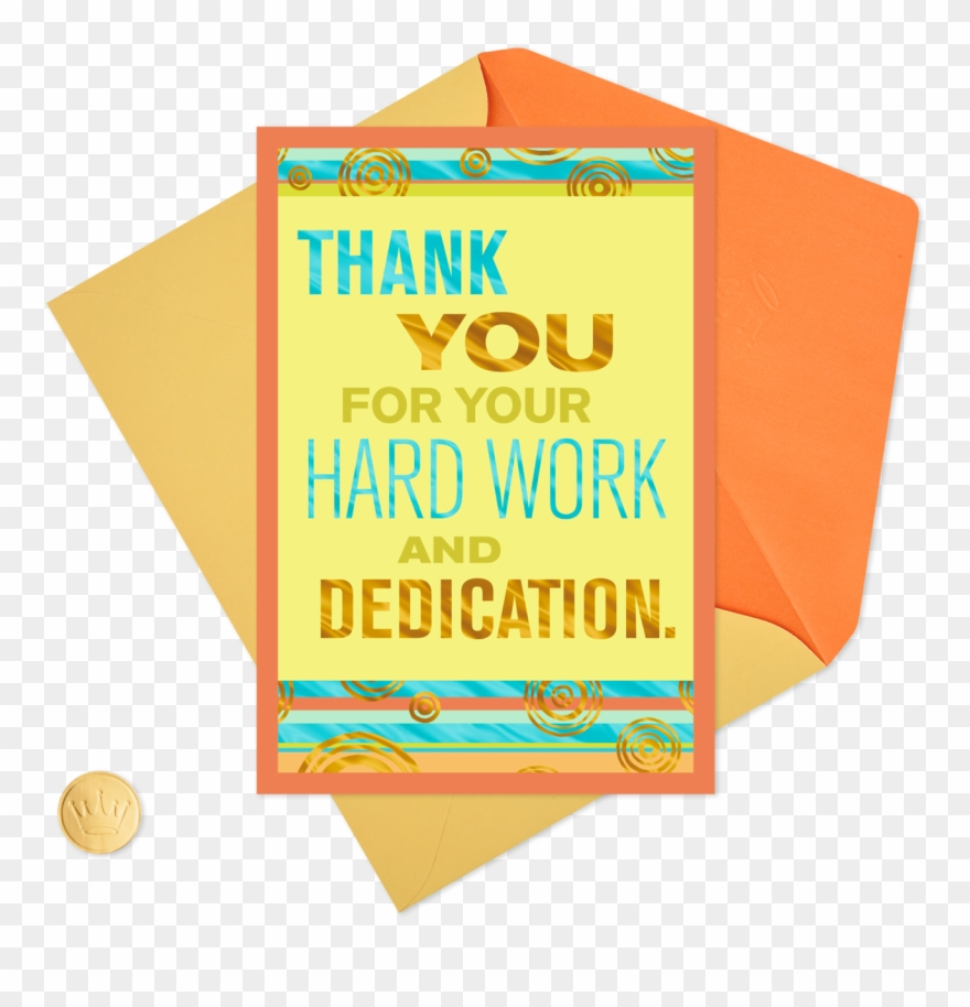 Thank You Administrative Professionals Day Card.
