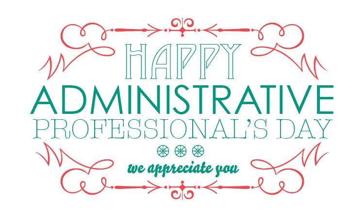 administrators professional day.