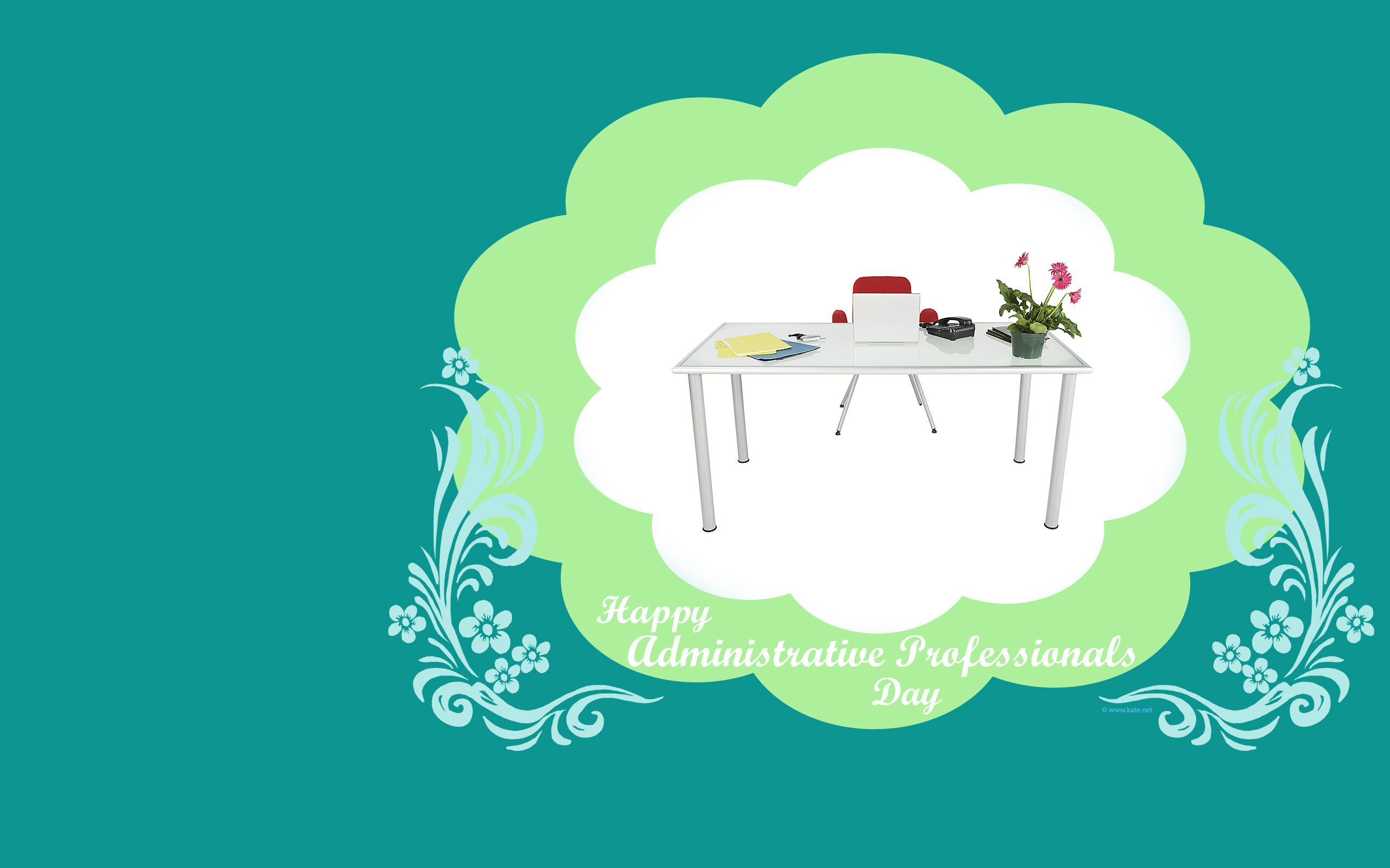 Administrative Professionals Day Clip Art N21 free image.