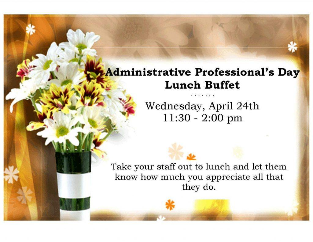 Best HD Administrative Professionals Day Clip Art 2016 Library.