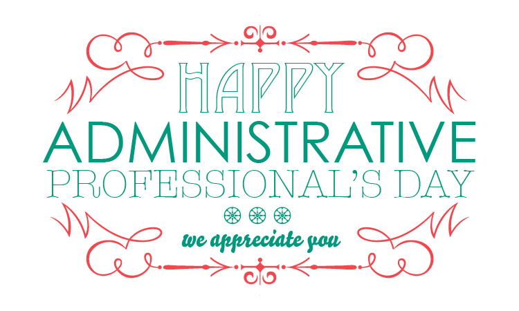 Free clipart for administrative professionals day images.