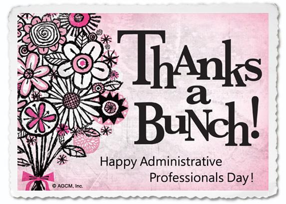 Administrative Professionals Day Clip Art Happy.