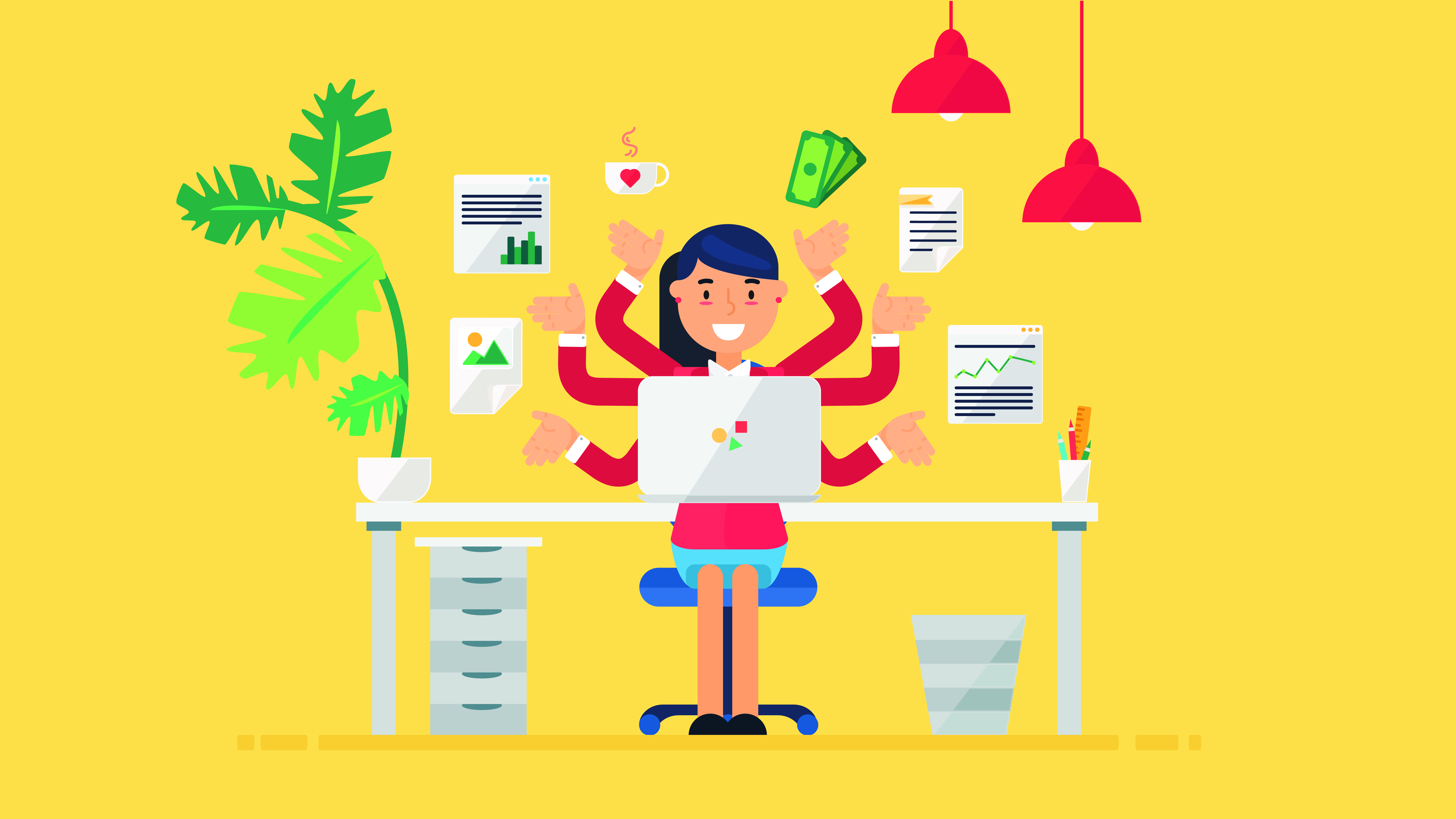 Administrative Professionals Day [The Lowdown].