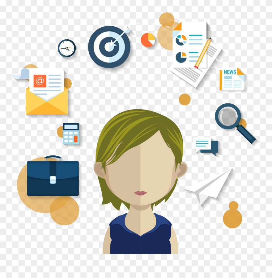Meeting Clipart School Administrator.