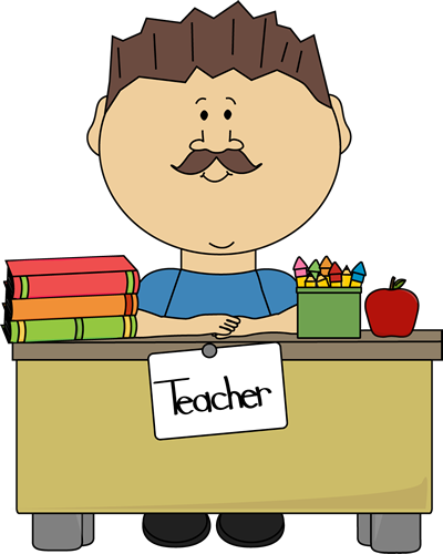 Teachers Day Sayings thoughts clipart.