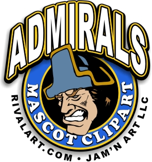 Admiral Clipart.
