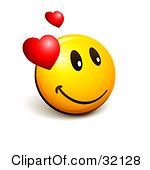 Clipart images of admire.
