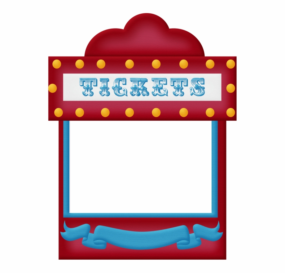 Tickets Clipart Ticket Booth Circus Ticket Booth Clipart.