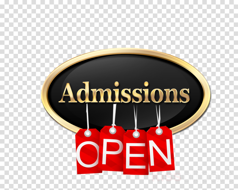 Admission Open clipart.
