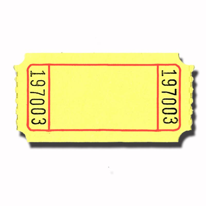 Admission ticket clipart.