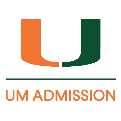 Office of Admission (@UMAdmission).