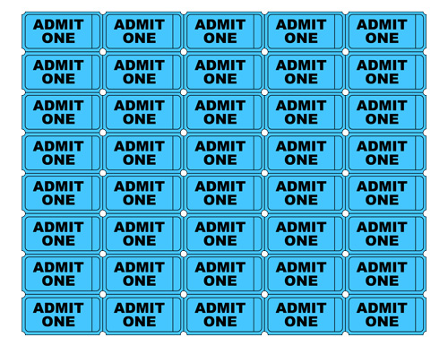 doc600280 admit one ticket template free printable admit one.