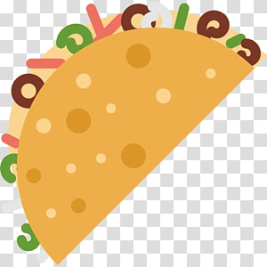 Taco Al pastor transparent background PNG cliparts free.