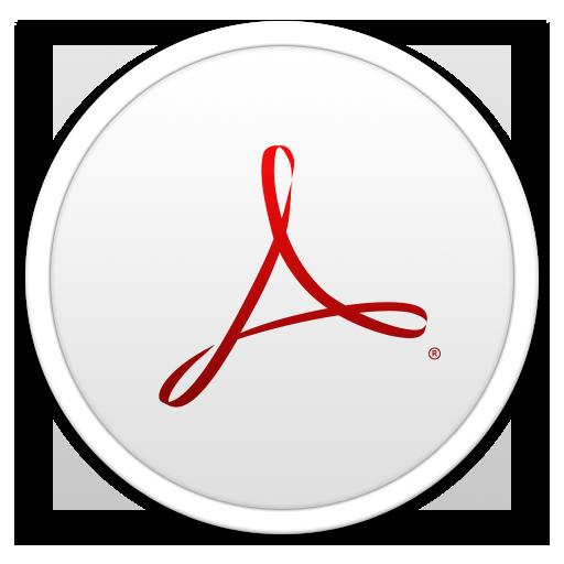 Adobe Acrobat XI Icon.