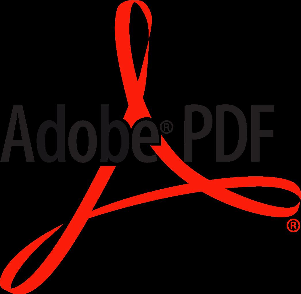 Adobe Acrobat Logo Png Images.