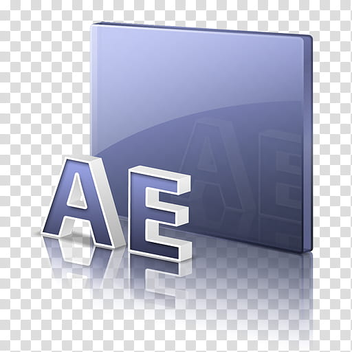 PACS , Adobe After Effects folder icon transparent.