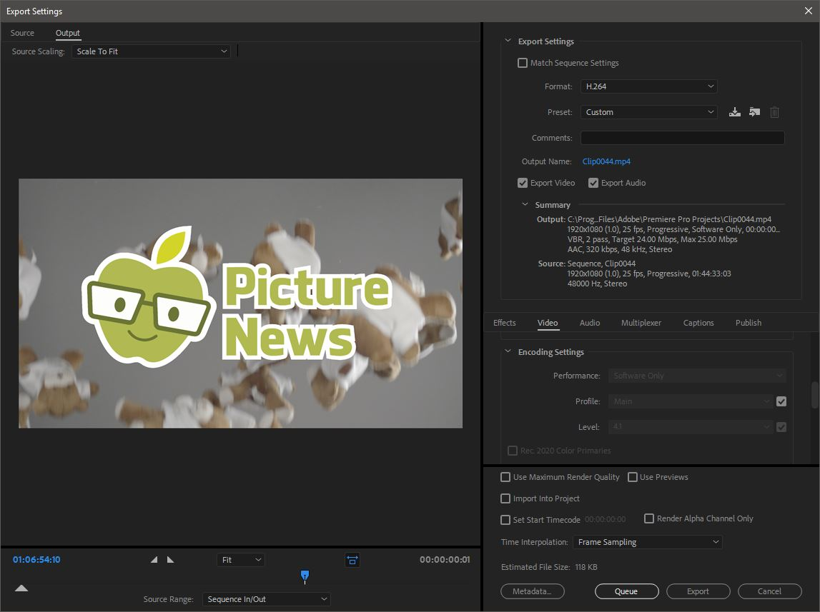 Unable to export with GPU (CUDA) after latest CC u.