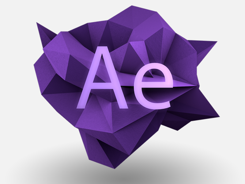 Adobe After Effect Icon #220002.