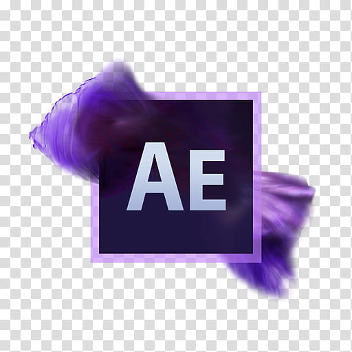 Deviation Adobe CS Icon Pack , After Effects transparent.