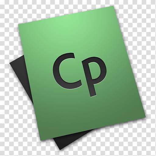Adobe Creative Suite Icons, Captivate CS transparent.