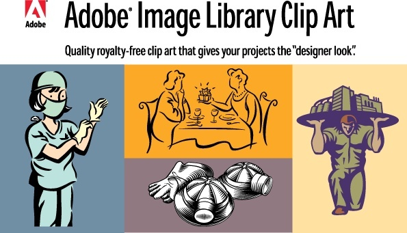Adobe Image Library ClipArt Free vector in Adobe Illustrator ai.