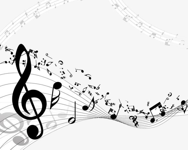 Music Posters, Music Clipart, Music, Musical Background PNG.