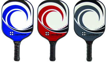 Buy a Set of Good Paddles to Play Pickle ball Game.
