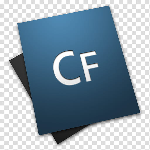 Adobe Creative Suite Icons, ColdFusion Builder CS b.