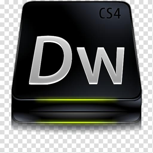 Adobe Dreamweaver CS, CS DW Adobe logo transparent.