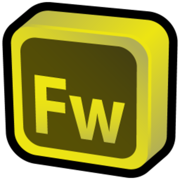 Adobe Fireworks Icon.