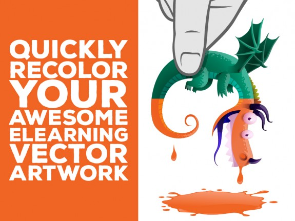 How to Quickly Recolor Your Vector Images.