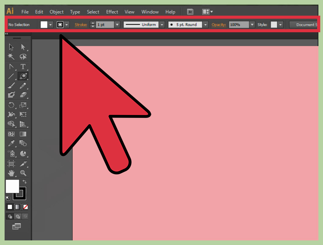 How to Change a Background in Adobe Illustrator: 6 Steps.