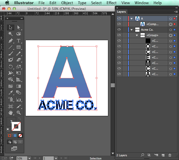 How to create PNG files of your logo in Illustrator.