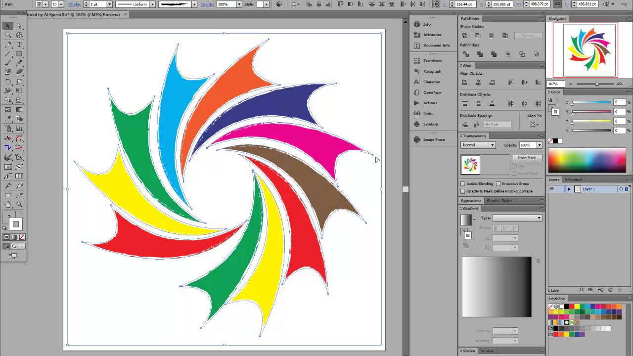 Adobe illustrator cs6 tutorials Logos.