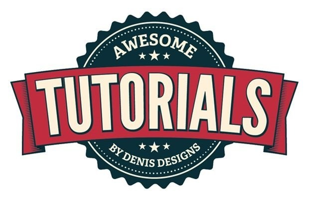 50+ Tutorials for learning how to create logo in illustrator.