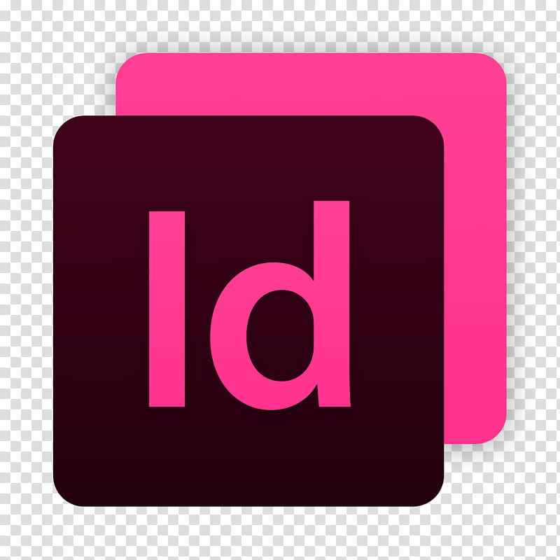 Adobe Suite for macOS Stacks, Adobe InDesign icon.