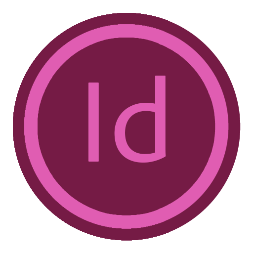 App Adobe Indesign Icon.