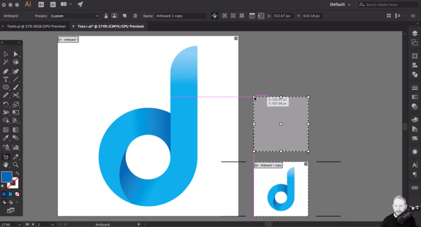 New Course: Mastering Logo Design in Adobe Illustrator.