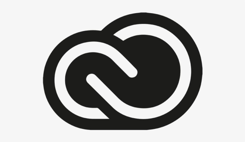 Adobe Creative Cloud Icon Logo Template.