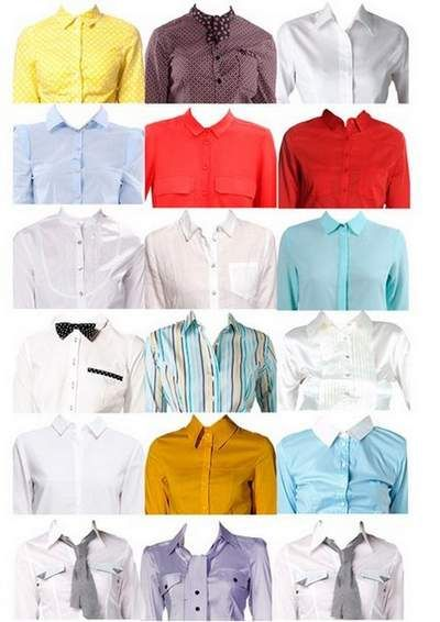 Clothes Clipart psd download.