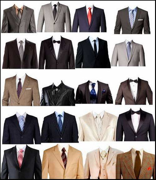 Clothing Clipart psd.