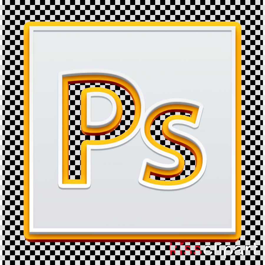 Logo icon Solid Logo icon Adobe photoshop icon clipart.