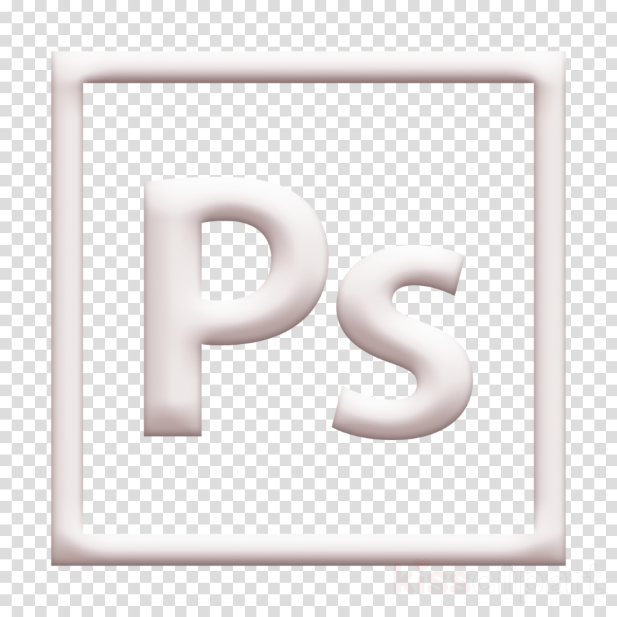 Adobe photoshop icon Logo icon clipart.
