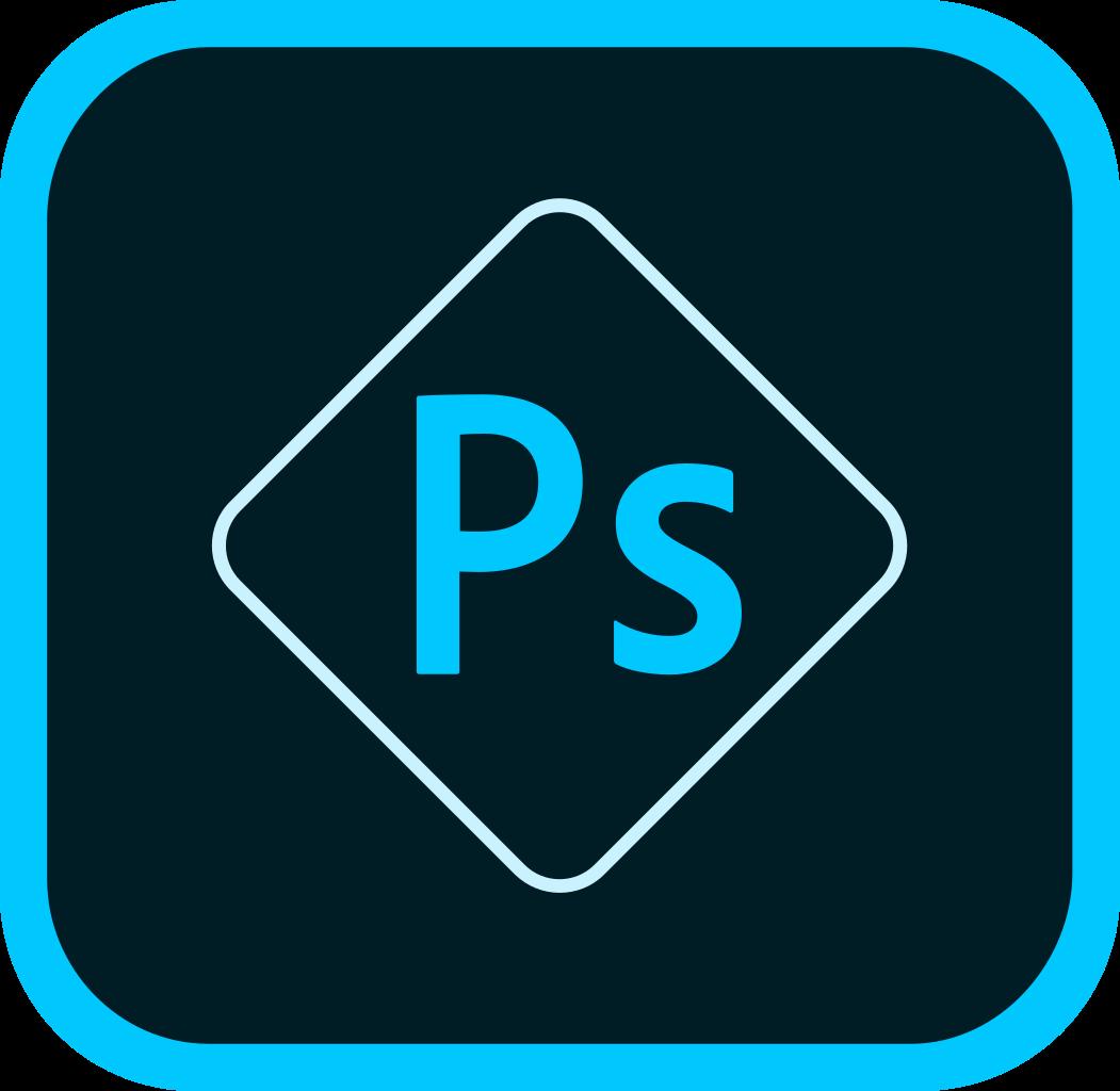 File:Adobe Photoshop Express logo.svg.
