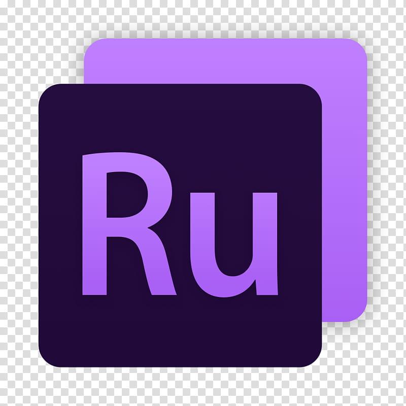 Adobe Suite for macOS Stacks, Adobe Premiere Rush icon.