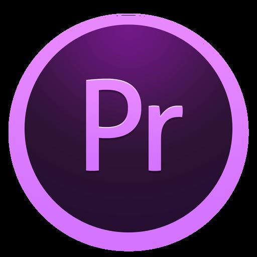 Adobe Premiere Icon.