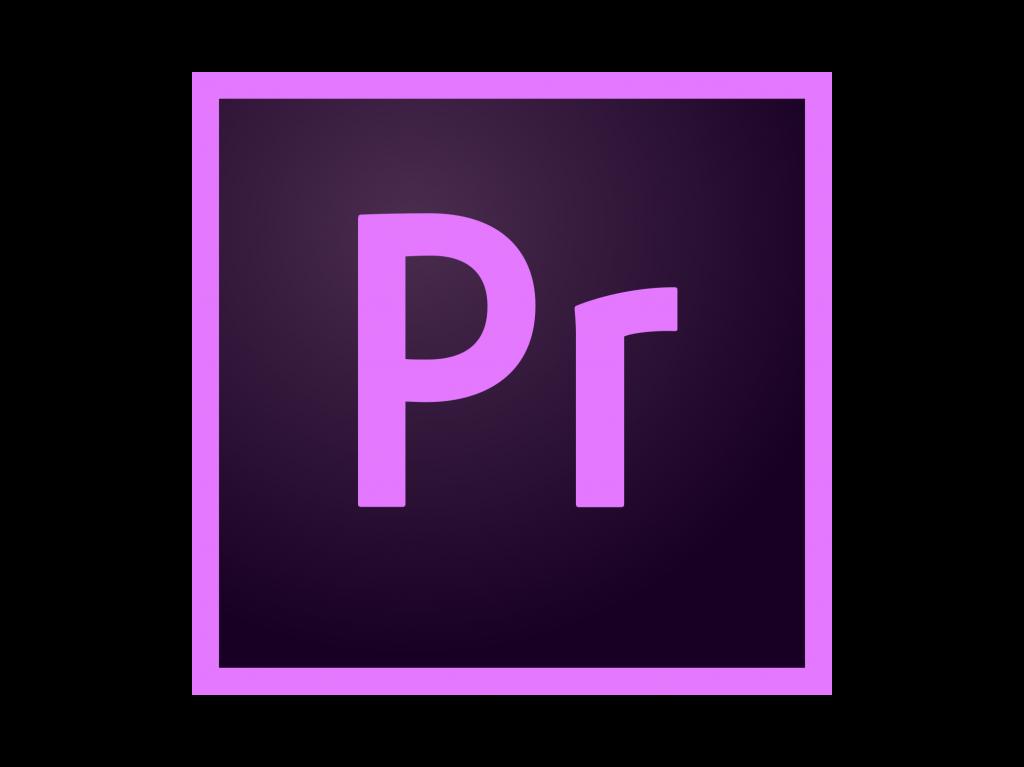 Adobe Premiere Pro CC Logo.